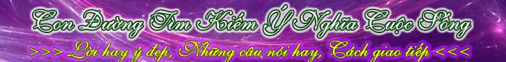 lời hay ý đẹp cuộc sống