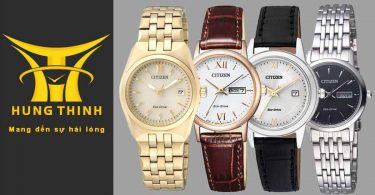bộ sưu tập đồng hồ nữ tại Hưng Thịnh