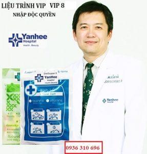 giảm cân vip 8 bệnh viện yanhee