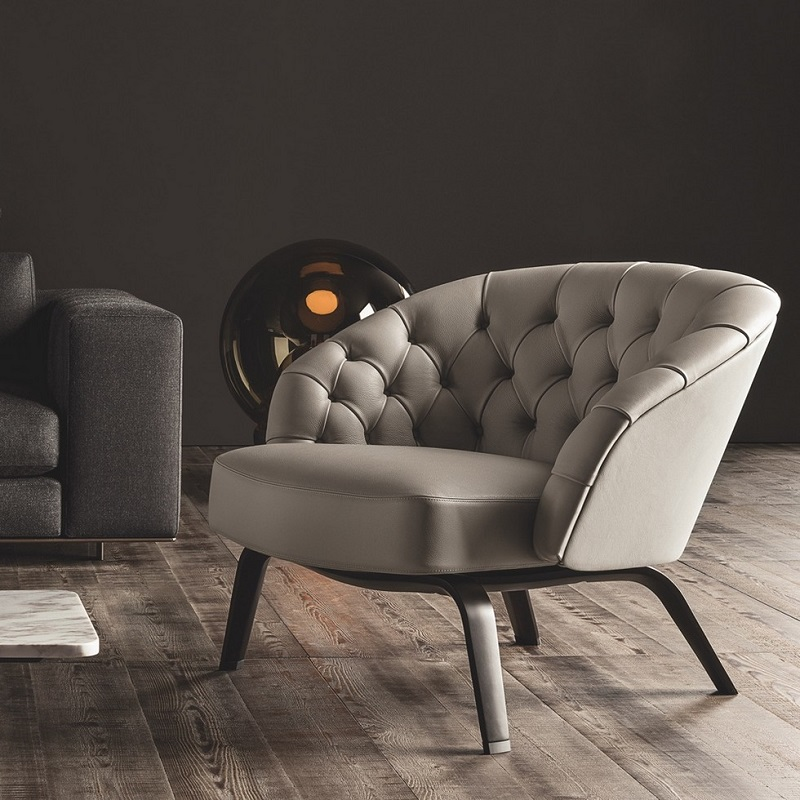 10-best-Minotti-furniture-picks-for-your-home-Winston-armchair-leather